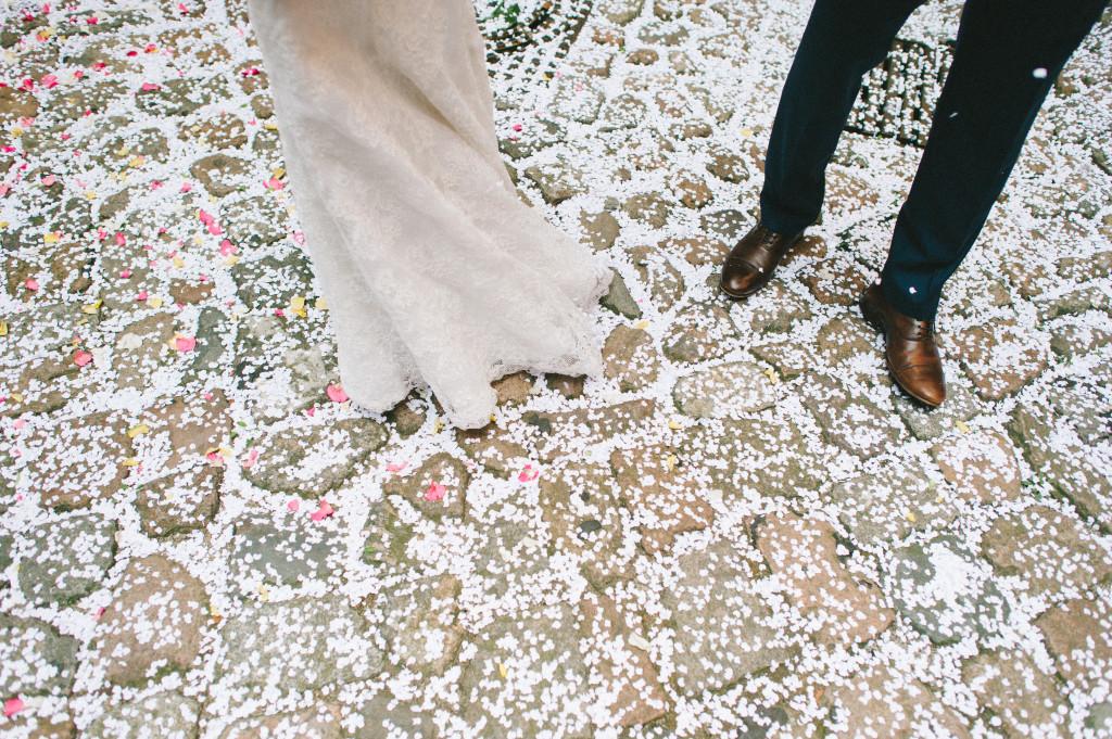 83 Hochzeitsfotograf Berlin Konfetti